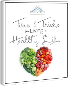 tips and tricks for healthy living