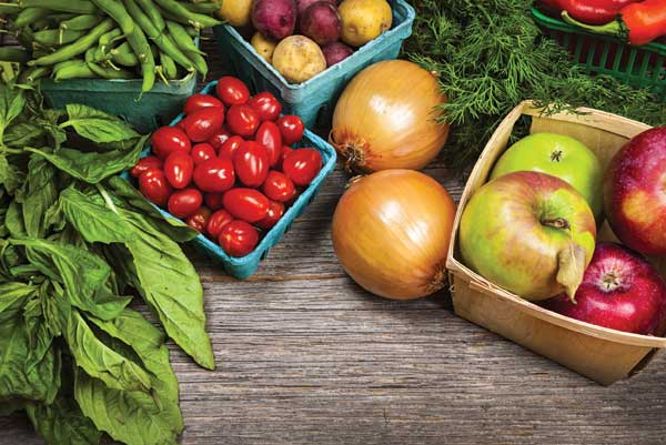 fresh produce cover photo