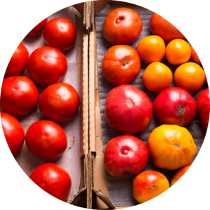 How to Keep Your Produce Fresh Longer tomatoes
